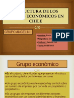 Estructura de Grupos Economicos en Chile - Rocio
