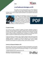 585el Proceso de Planificacin Estratgica en Ups - Profundizacin Clase 10