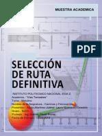 Muestra Academica Definitica II