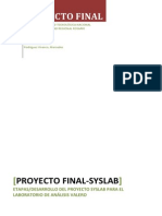 Proyecto Final Integrador