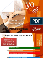 Marketing Empresarial Primera Sesión