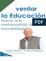 Libro Reinventar La Educacion