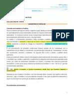 Copy of 3 - Direito Civil II - Cristiano Chaves - Aula Pela Internet - Direito Sucessorio, Parte Processual. Inventario e Partilha