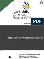 WordSkills Amrecias 2014