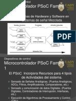 Dispositivos de Control 4 - Recursos PSoC