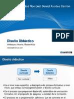 Diseno didactico