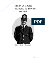 Analise Do Codigo Deontologico Do Servico Policial