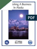 Establishing a Business in Alaska