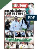 LE BUTEUR PDF du 13/11/2009