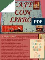 Cafe Con Libros-presentacion