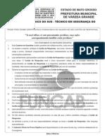 T53 v - Agente Técnico Do SUS - Técnico Em Segurança Do Trabalho2