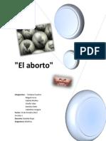 Aborto bioetica