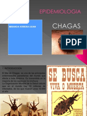 que es el mal de chagas pdf