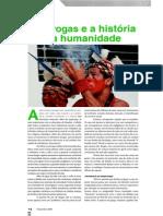 As Drogas e a Histaoria Da Humanidade Revista Dialogos