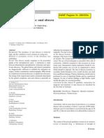 088-005e S3 Analabszess Anal Abscess 2012