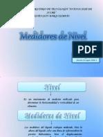 Presentacion de Medidores de Nivel Yolbert Vargas