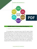 ASSURE Model of Instructional Development.pdf