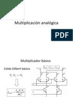 Multiplicadores 2012
