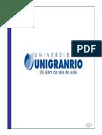 apresentação UNIGRANRIO ATENDIMENTO