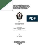 1. Evaluasi Program Tb Pake Sik