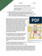 chemistry nuclear power debate draft 2