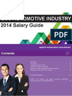 GCC Automotive Salary guide