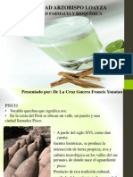 Pisco Master Expo