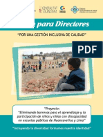 Folleto Directores Gestion Inclusiva Calidad