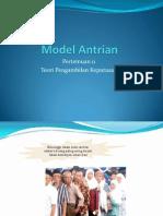 Tm 12 Model Antrian