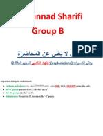 Diuretics Table (Pharma)