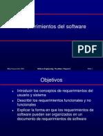 Cap06 - Requerimientos Del Software