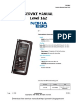 Nokia E90, Service Manual, Level 1&2 (English) (1)