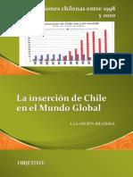 3. La Inserción de Chile en El Mundo Global i