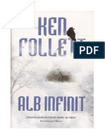 Ken Follett - Alb Infinit