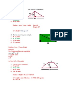Polygons Answer Key