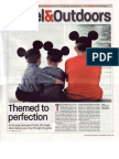 Scotsman Magazine - Themed to Perfection