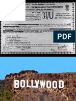 Strategies for Bollywood