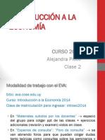 Clase 2 - Factores Productivos y Función de Producción