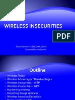 Wireless In Securities