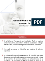 4 Present Pdron Nominal
