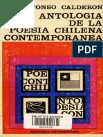Antología de Poesía Chilena