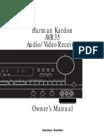 Harman Kardon AVR35