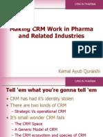 Crm in Pharma