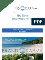 Brand Karma BDT