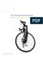 2013 Mutual Funds Outlook