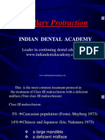 Maxillary Protraction / orthodontic courses by Indian dental academy