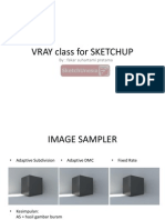 VRAY Class for SKETCHUPpdffnya