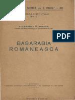 basarabia romaneasca boldur