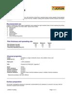 Jotafloor Coating - English (Uk) - Issued.06.12.2007