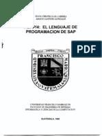libro SAP